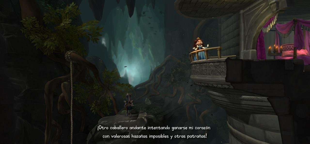 Cave caballero