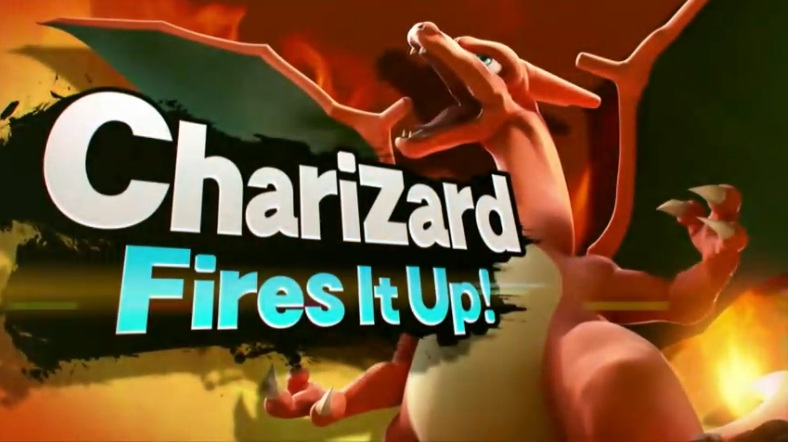 Charizard Super Smash Bros