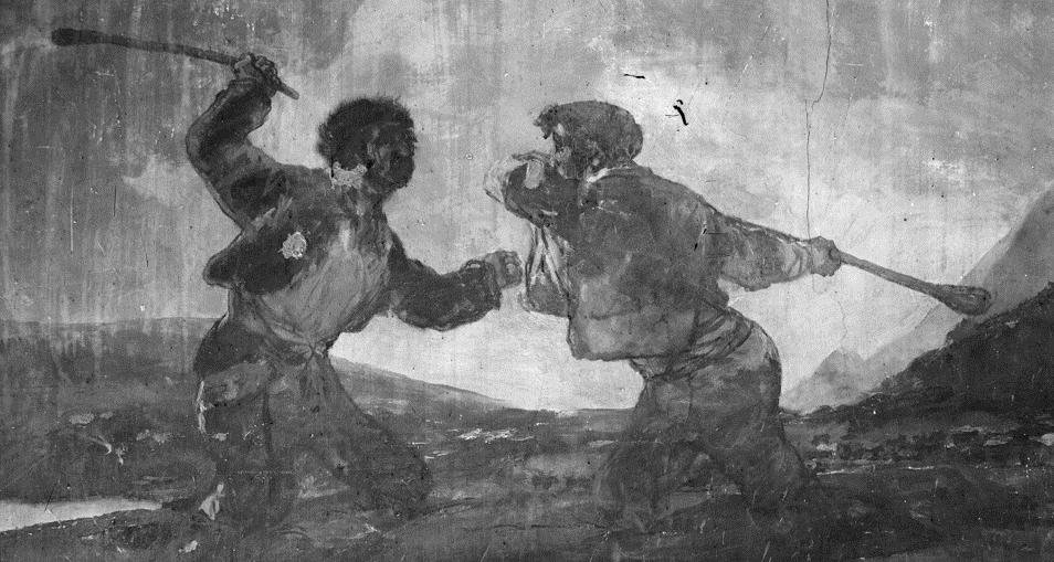 Duelo_a_garrotazos_de_Goya