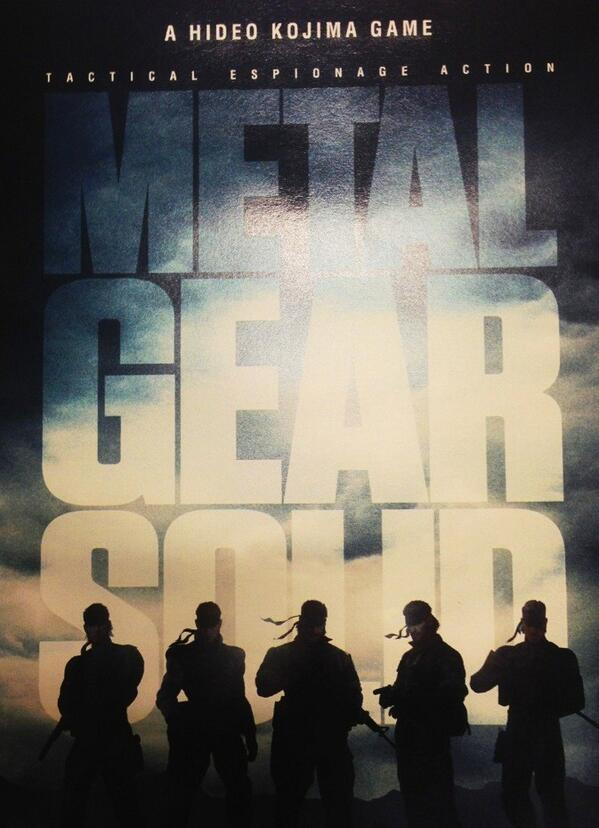 Metal Gear Solid the Legacy
