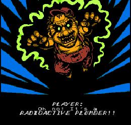 Retro city rampage radioactive plumber