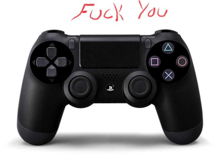 Sony Dual Shock 4