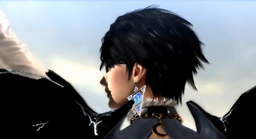 bayonetta dos shorter hair