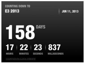 countdown major nelson