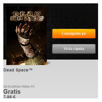 dead space por tu cara