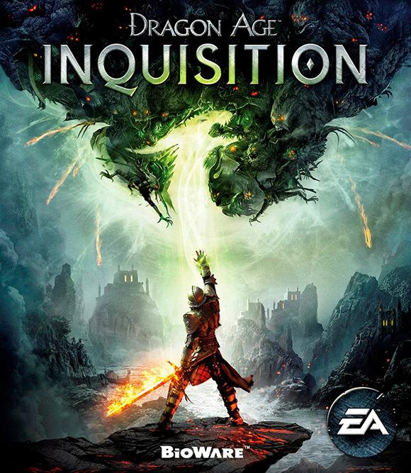 dragon age inquisition cover