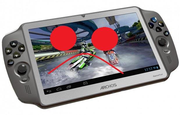 el-archos gamepad