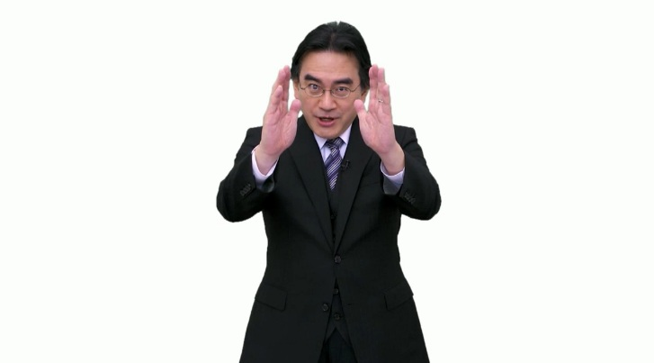 iwata directly