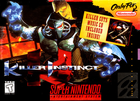 killer_instinct super nintendo