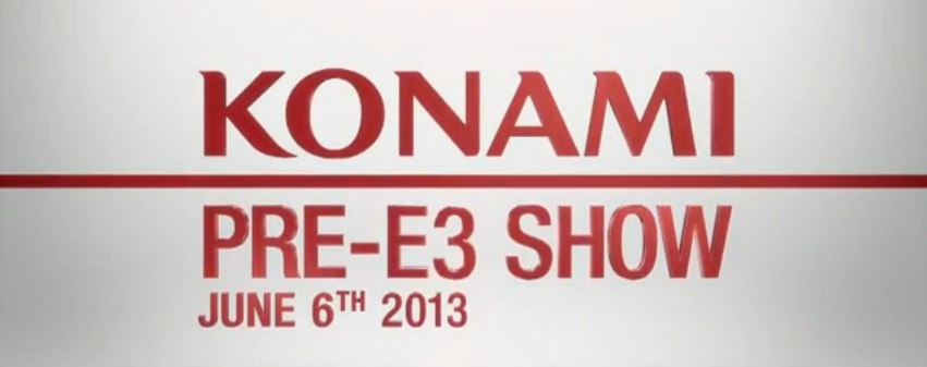konami pree3 show