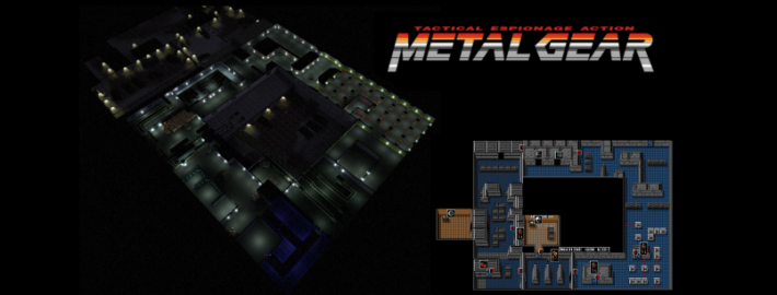 metal gear remake