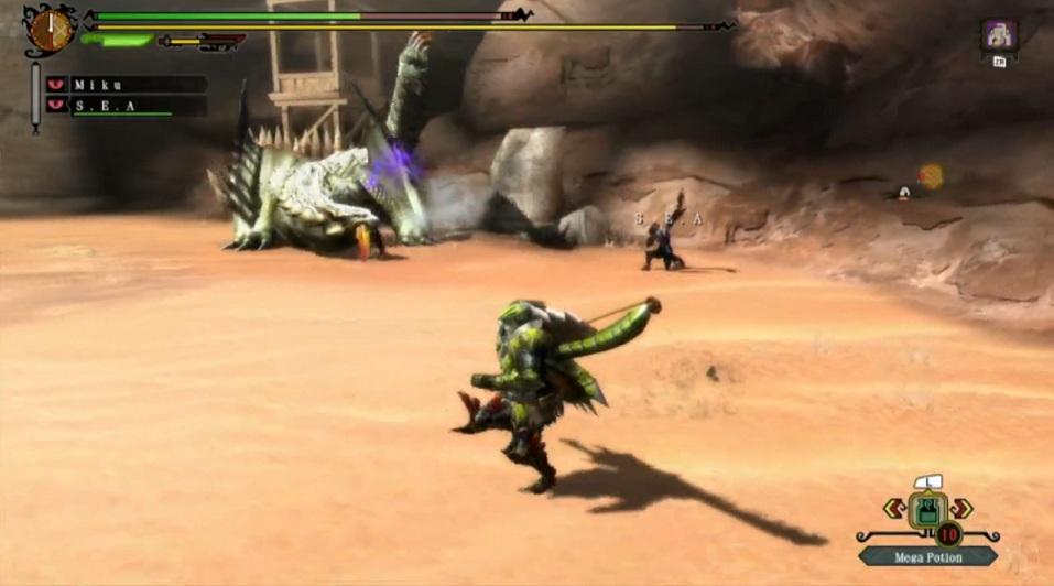 monster hunter tournament