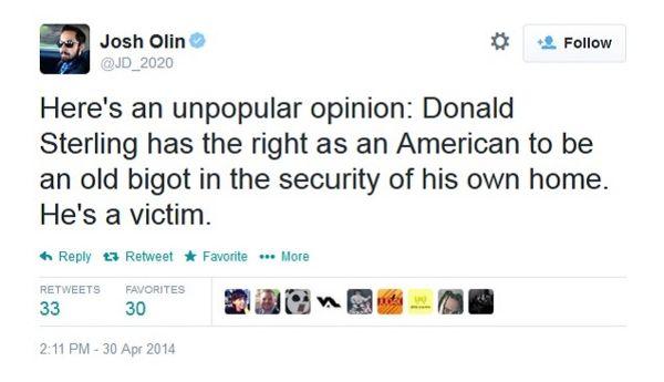 old bigot