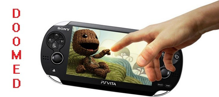 ps vita doomed