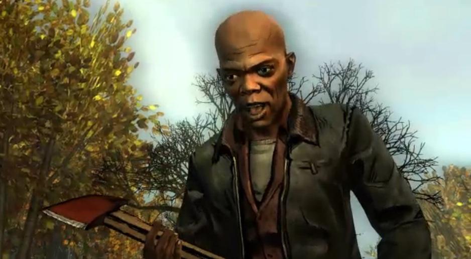 samuel l jackson Walking Dead