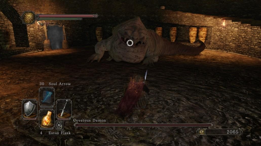 screenshot Dark Souls 2