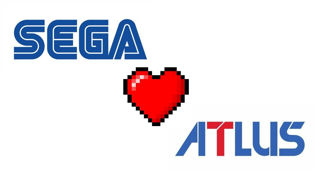 sega loves atlus