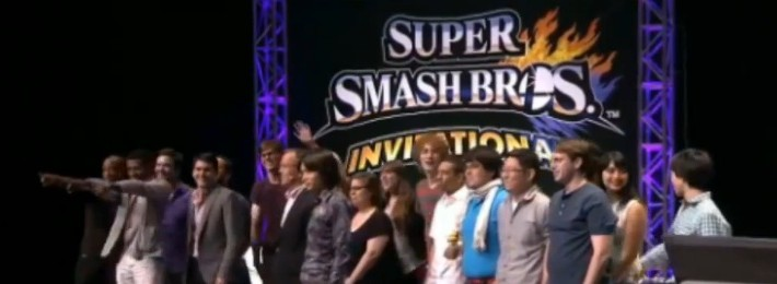 super smash bros invitational