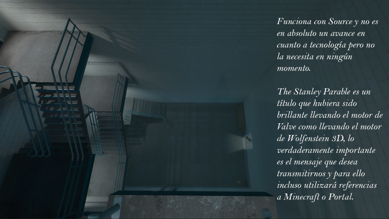 the stanley parable texto
